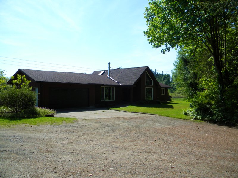 Custom Bulit Home, Barn And Shop : Olympia : Thurston County : Washington