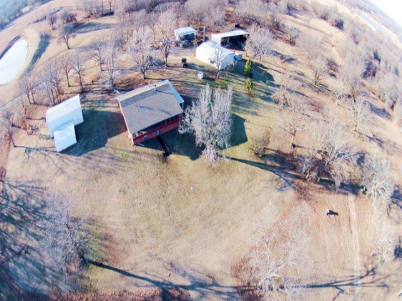 4/25 Auction: 390 Acres Paden Ok : Paden : Okfuskee County : Oklahoma