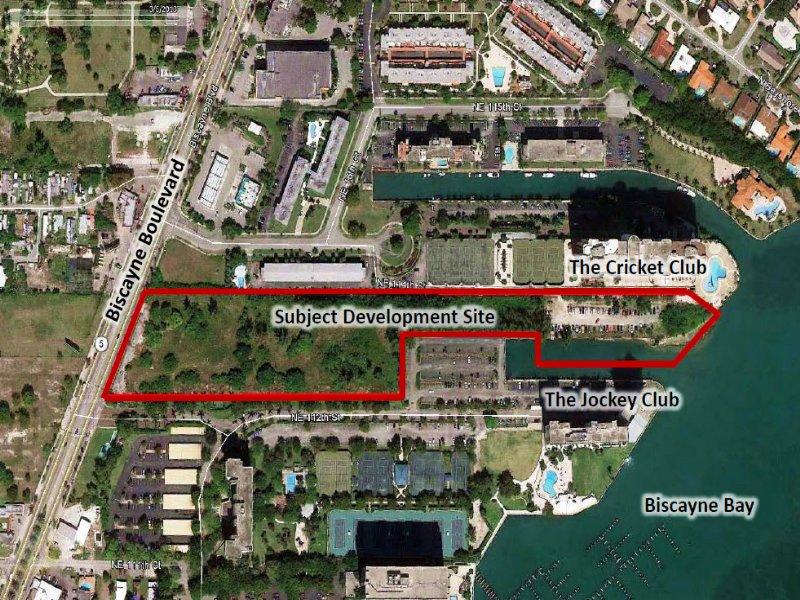 8+/- Acre Waterfront Site : Miami : Miami-Dade County : Florida
