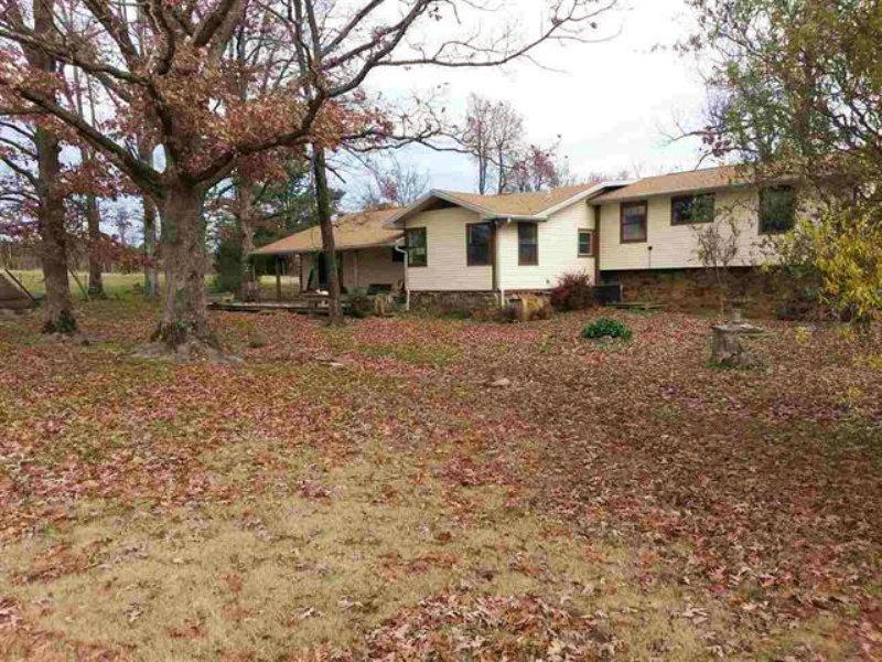 30 Acre Farm : Fox : Stone County : Arkansas