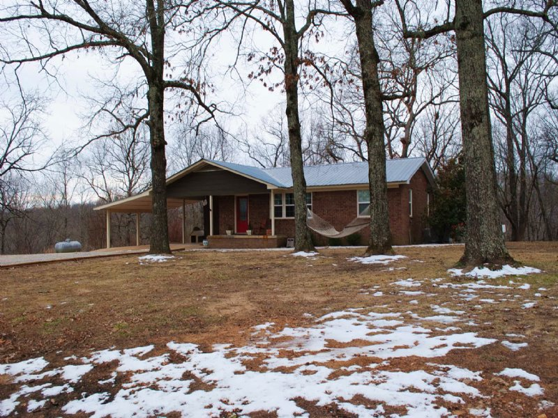 Updated Home In Fifty Six : Fifty Six : Stone County : Arkansas
