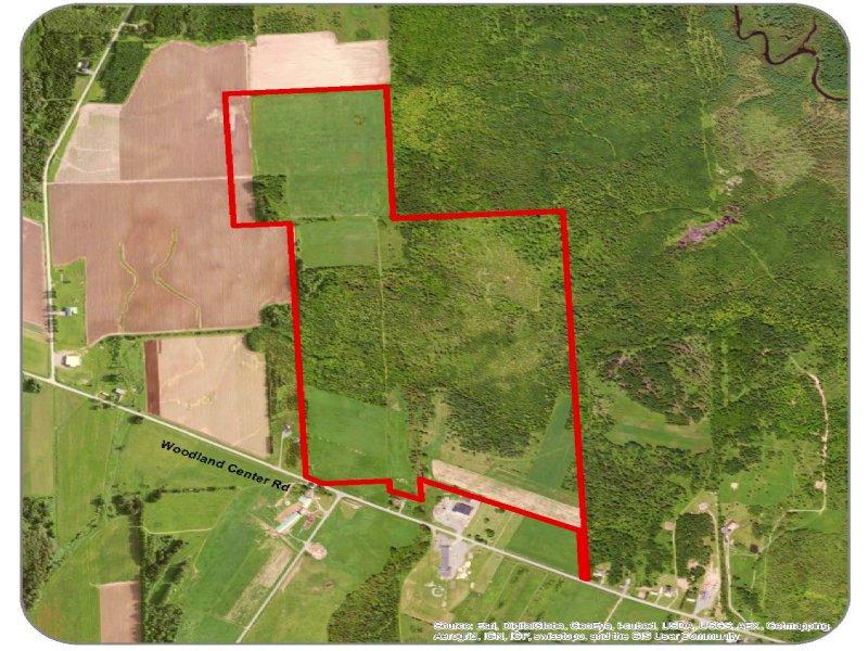 Souers Farmland : Woodland : Aroostook County : Maine