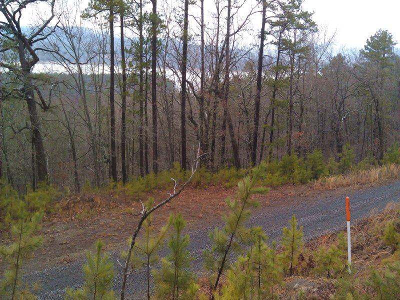 Scenic Overlook Lot : Clinton : Van Buren County : Arkansas
