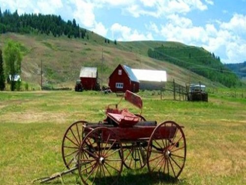 Mountain River Ranch : Granby : Grand County : Colorado
