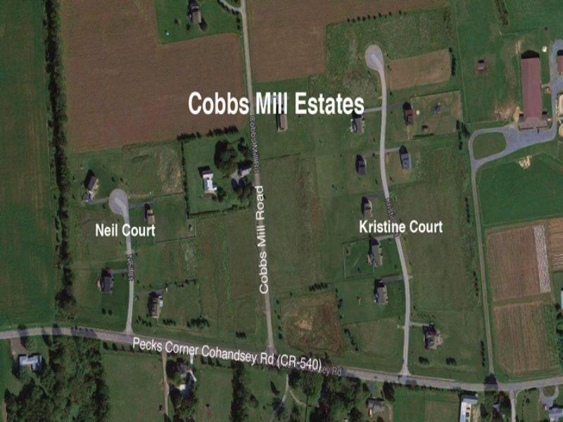 15 One-acre Improved Lots Bulk Sale : Alloway : Salem County : New Jersey