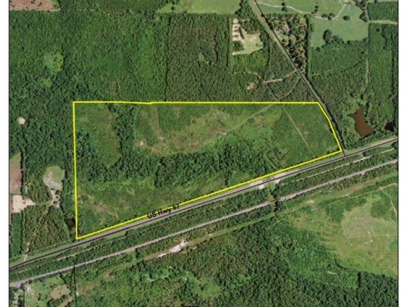 Redwater Timberland Tract : Redwater : Bowie County : Texas
