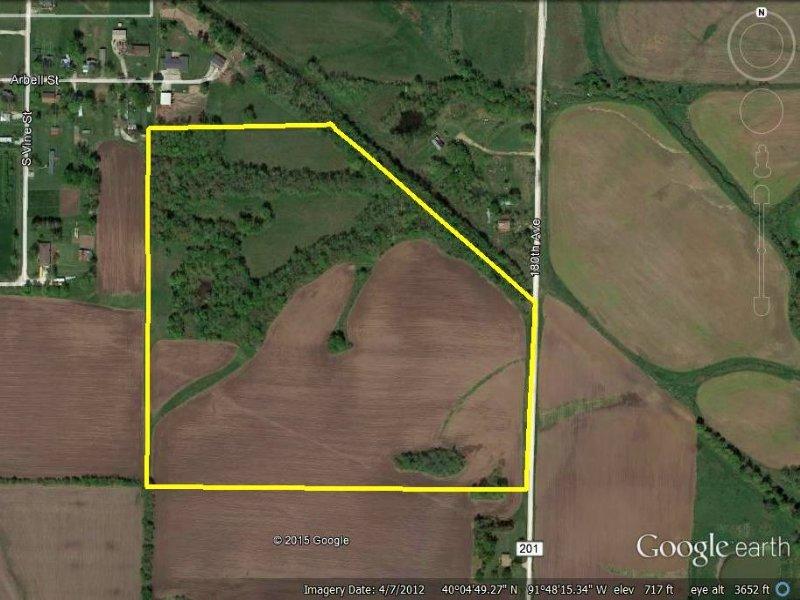 30.5 Acres : Lewistown : Lewis County : Missouri