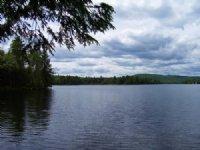 3.8 Acre Lot Hancock Pond