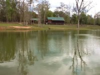 Hillier Cabin, Pond And Land