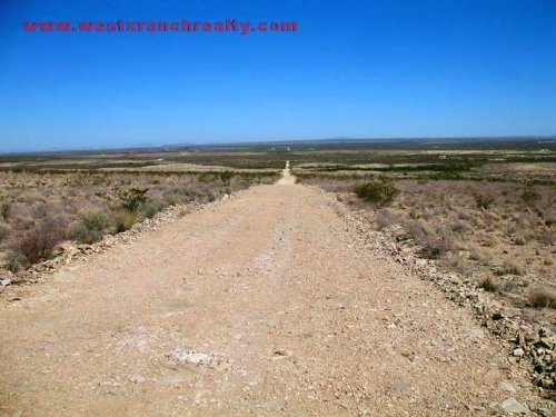 77 Acres In Brewster County, Texas : Study Butte : Brewster County : Texas