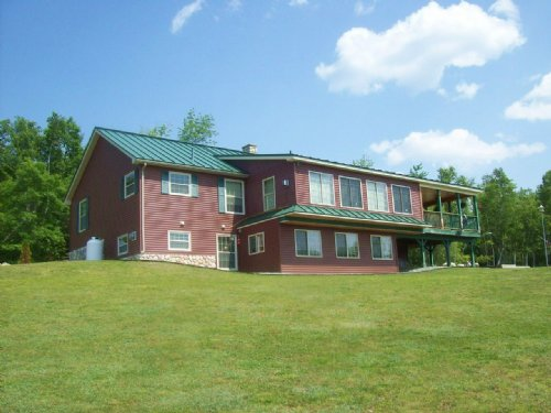 Mountain View On 50 Acres : Bingham : Somerset County : Maine