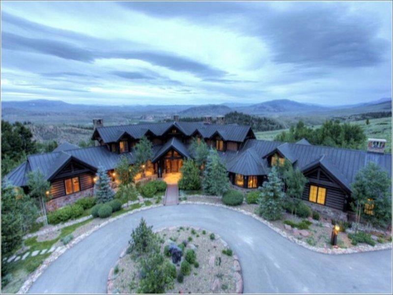 Deer Park Ranch : Kremmling : Grand County : Colorado
