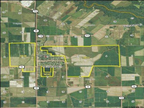Farmland For Sale : Gueydan : Vermilion Parish : Louisiana