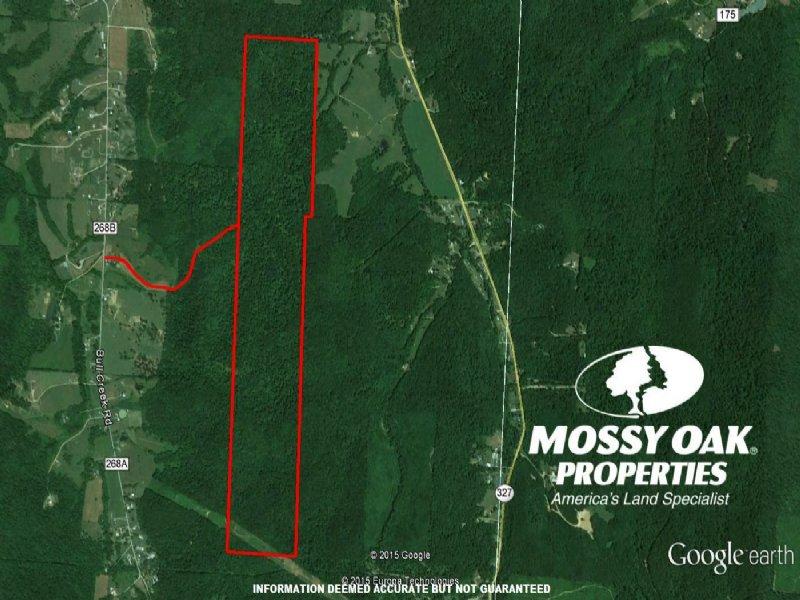 Bull Creek Rd 240 Acres Farm For Sale Laurelville Ross