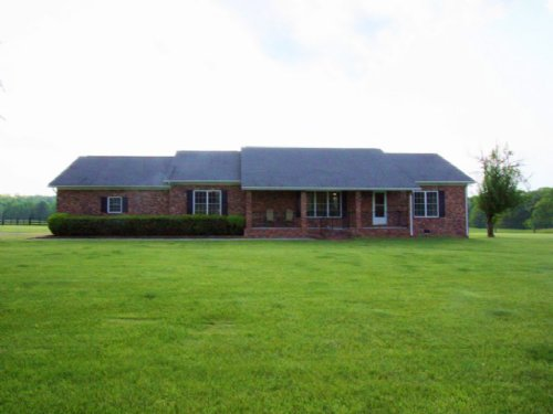 Ranch Home On 81.24 Acres : Cartersville : Cumberland County : Virginia