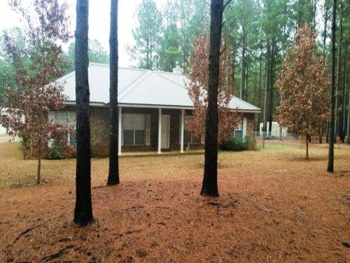 4 Br/2 Ba House On 30 +/- Ac : Troy : Pike County : Alabama