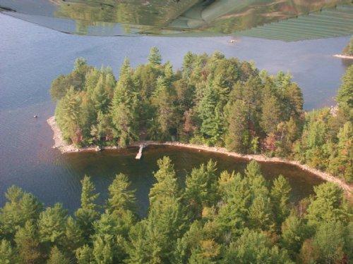 Leen's Lodge On West Grand Lake : Grand Lake Stream : Washington County : Maine
