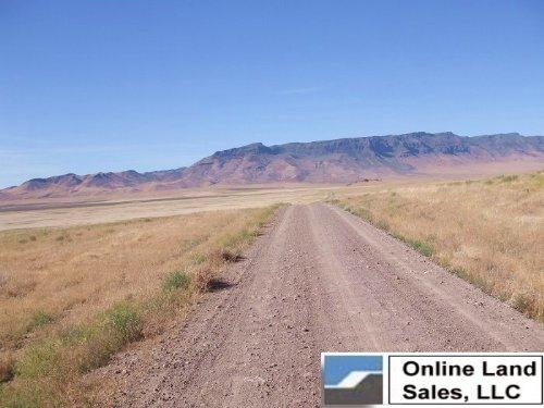 304 Acres Near Battle Mountain. : Elko County : Nevada
