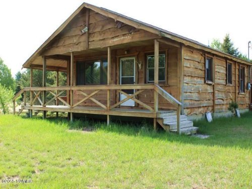 60 Acres With 2 Bedroom Cabin : Free Soil : Mason County : Michigan