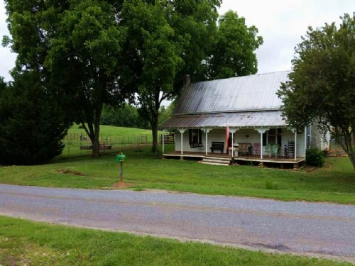 35+/- Farm In Ne Clay County : Lineville : Clay County : Alabama