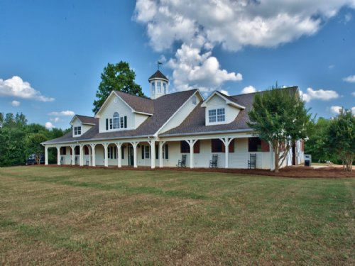 Showcase Equestrian Facility : Eatonton : Putnam County : Georgia