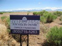 15 Acres, Beautiful Mountain Views : Alamosa : Alamosa County : Colorado