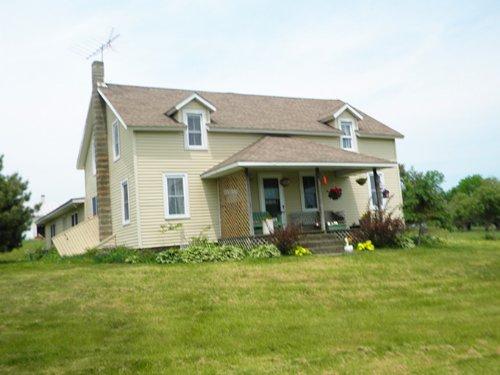 Beef Farm House & Barns 127 Acres : Greene : Chenango County : New York