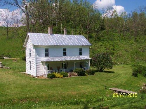 Small Farm Located  Blue Ridge Mts : Elk Creek : Grayson County : Virginia
