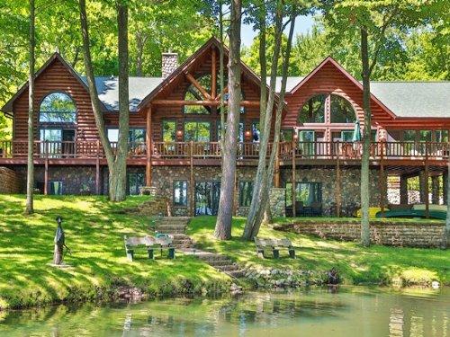Tomahawk Lake Legacy : Woodruff : Oneida County : Wisconsin