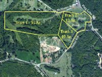 Auction 57 Ac In 3 Tracts