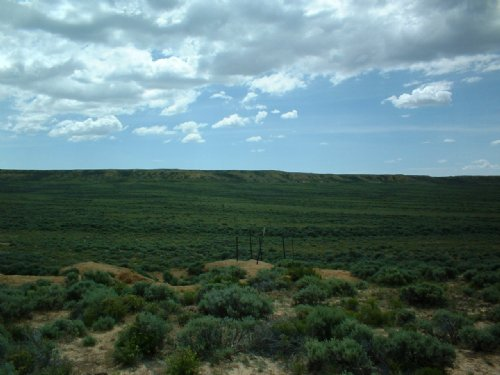 40 Acres Near Rawlins : Rawlins : Sweetwater County : Wyoming