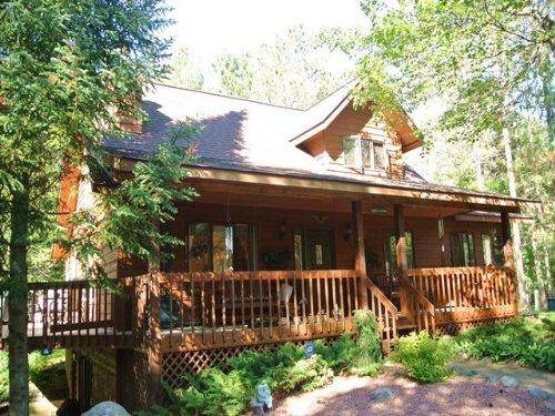 Minocqua Chalet Home : Minocqua : Oneida County : Wisconsin