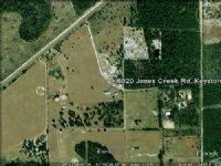 (a-137) 37.6 Acres On Jones Creek R : Keystone Heights : Clay County : Florida