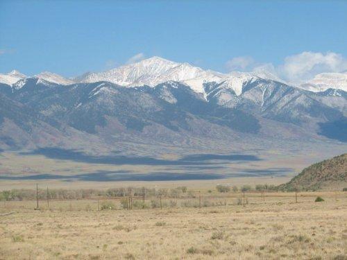225493 - Spacious, Rolling 50 Acre : Villa Grove : Saguache County : Colorado