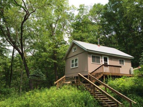 Hunting Land & Cabin 70 Acres : Boscobel : Grant County : Wisconsin