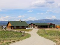 Boulder Horse Ranch : Boulder : Sublette County : Wyoming
