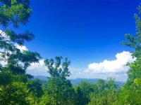 Layered, Blue Mountain Views : Lakemont : Rabun County : Georgia