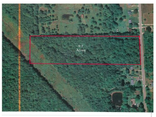 Nice Wooded 9.75 Acres : Ravenna : Muskegon County : Michigan