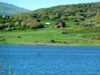 Overlooks Lake, Borders State Park