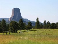 Tower View Ranch : Devils Tower : Crook County : Wyoming