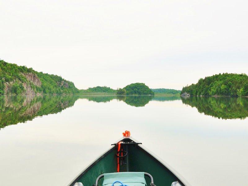 457' Lakefront 5 Acres : Oxbow : Jefferson County : New York