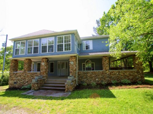 20.9 Acres W/ Lovely Home : Cumberland : Virginia
