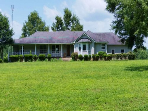 23.59+/- Acres & Farmhouse : Wadley : Randolph County : Alabama
