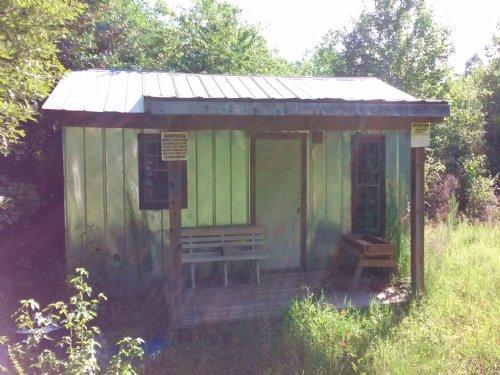 Hickory Branch : Irwinton : Wilkinson County : Georgia
