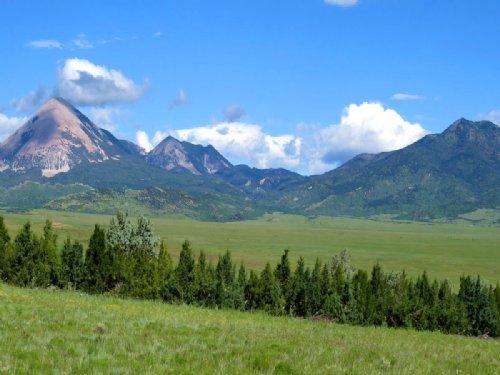 Silver Mountain Ranch : La Veta : Huerfano County : Colorado