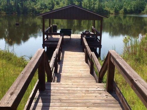 Stricklin Rd Lodge And Land : Brantley : Crenshaw County : Alabama