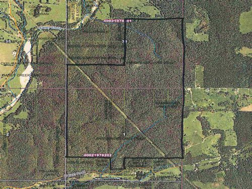 808 M/l Acres : Bunch : Cherokee County : Oklahoma