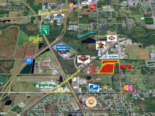 Treasure Coast Business Park : Fort Pierce : Saint Lucie County : Florida