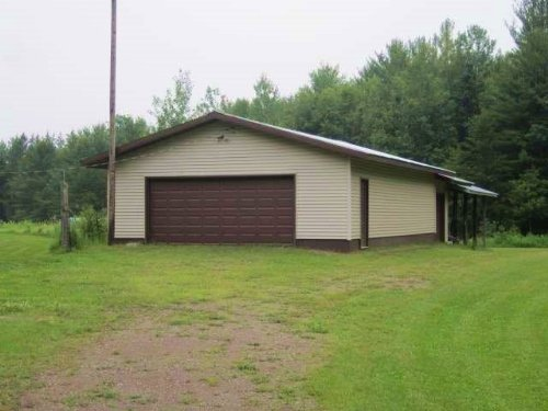 28.56 Ac With Garage : Minocqua : Oneida County : Wisconsin