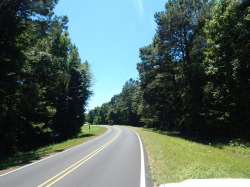 38.86 Acres- Mostly Hardwoods : Tylertown : Walthall County : Mississippi